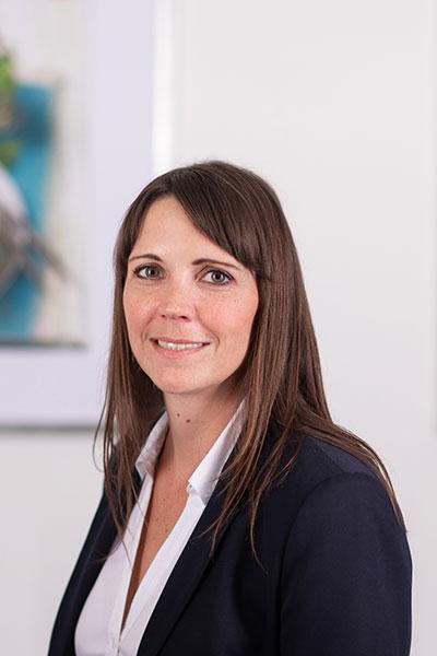 Christina Schwingenschlögl - Gebietsverkaufsleiterin